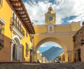 Destinos - El Top 5 de lo imperdible de Antigua