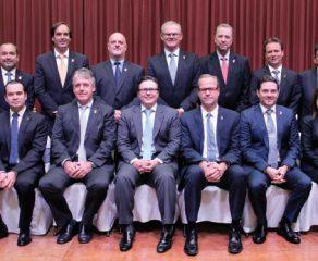 Asamblea - Juan Carlos Tefel Del Carmen, nuevo Presidente de CIG